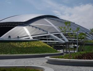 Sporty Architecture